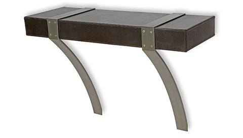 Cuir Console 3