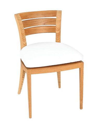 DELANCEY Dee Side Chair in Teak
