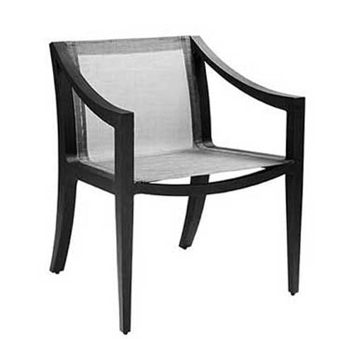 DELANCEY Turrel Low Back Dining Chair