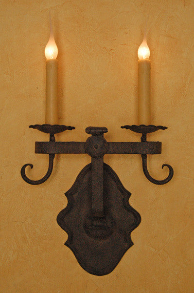 S5 Julien Double Wall Sconce