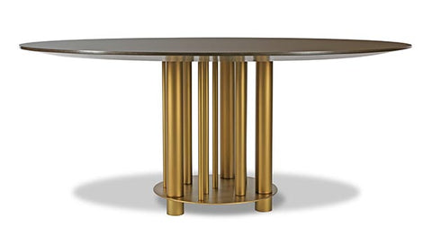 Tubular Dining Table Medium