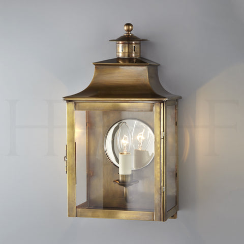 Square Lantern With Chimney And Mirror