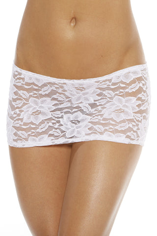 BodyShotz BS404L lace skirt