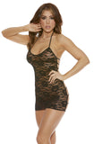 BS610L strappy back lace dress by BodyShotz
