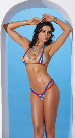 82158 tiny bikini top and matching g-string from Elegant Moments