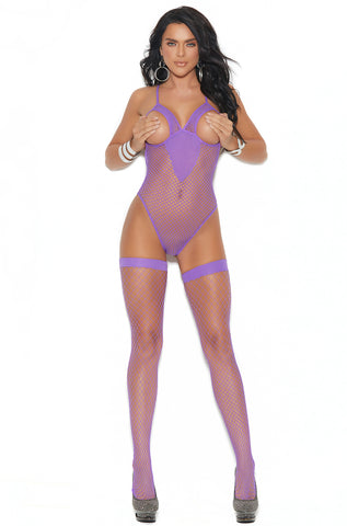12008 fence net cupless teddy, by Elegant Moments