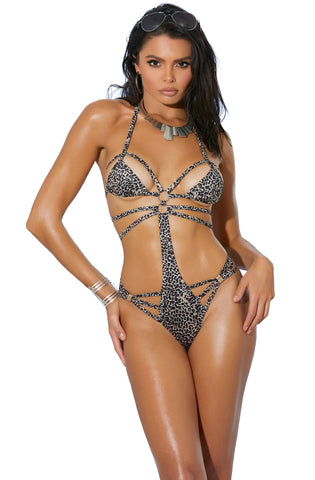 82155 strappy lycra monokini by Elegant Moments