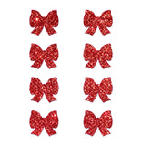 Pastease mini glitter bows Tiny!