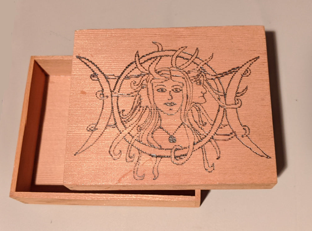 Hand Crafted Boxes
