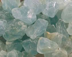 Celestite Quartz Crystals (per each)