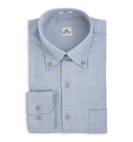 Buffalo Mélange Oxford Sport Shirt