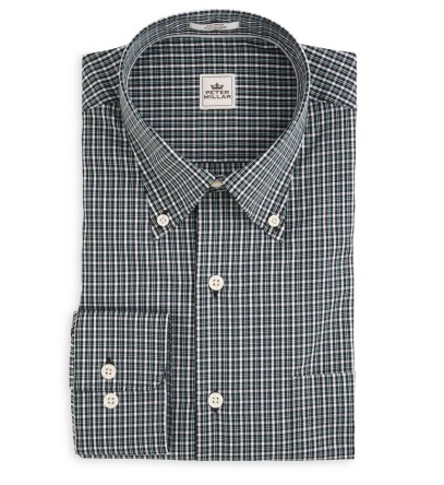 Carmel Mini Check Sport Shirt