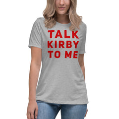 Talk Kirby To Me UGA Football Fan T-Shirt