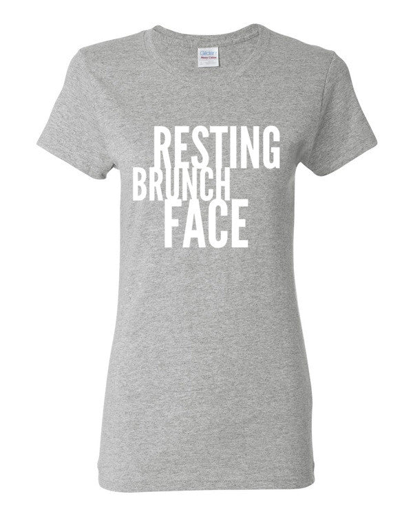 Resting Brunch Face Women's short sleeve t-shirt