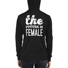 Feminist / The Future Is Female zip hoodie