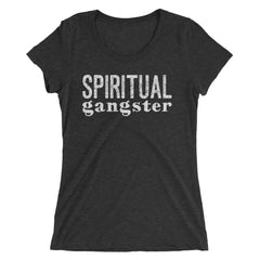 Spiritual Gangster Ladies' short sleeve t-shirt