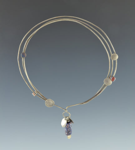 Trade bead neckpiece