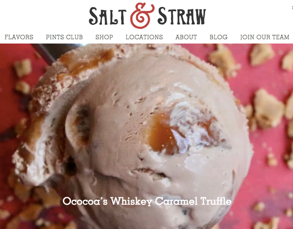 Salt & Straw Ice Cream + Ococoa