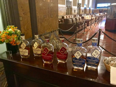 Ococoa Chocolate WhistlePig Rye Tasting Event