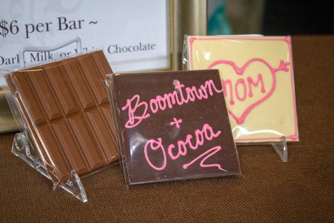 Boomtown Brewery and Ococoa Chocolate Los Angeles
