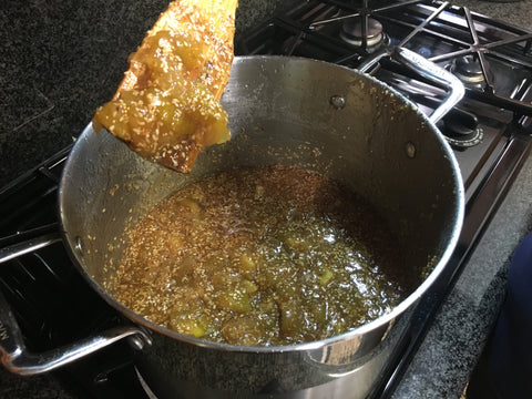 Thickened Fig Jam