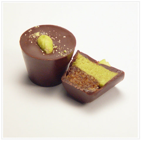 Pistachio Date Butter Cup