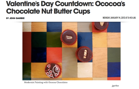 Ococoa Chocolate LA Weekly Article