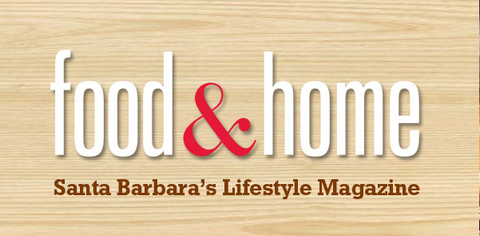 Food & Home Magazine press for Ococoa gourmet Chocolates
