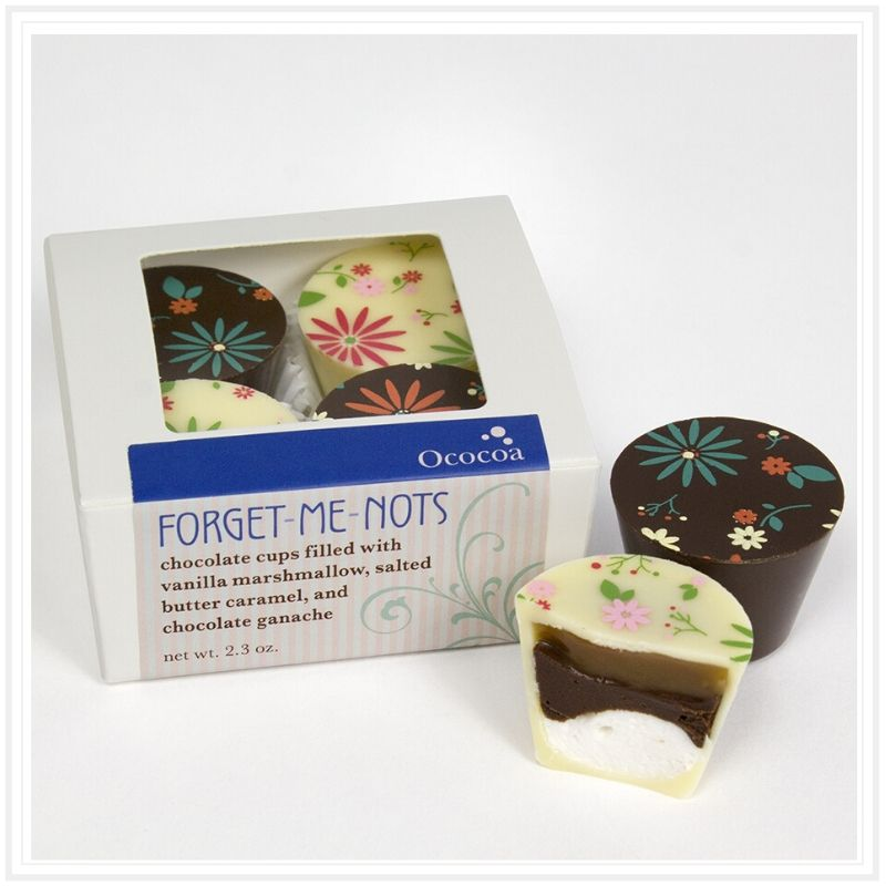 Forget-Me-Nots - 4 piece box