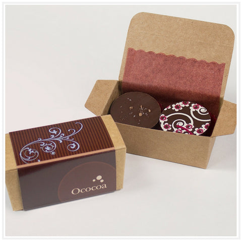 4 Piece Favor Boxes