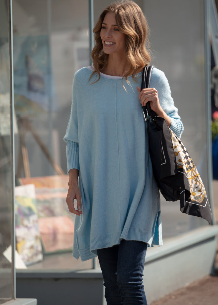 Front Seam Tunic Jumper