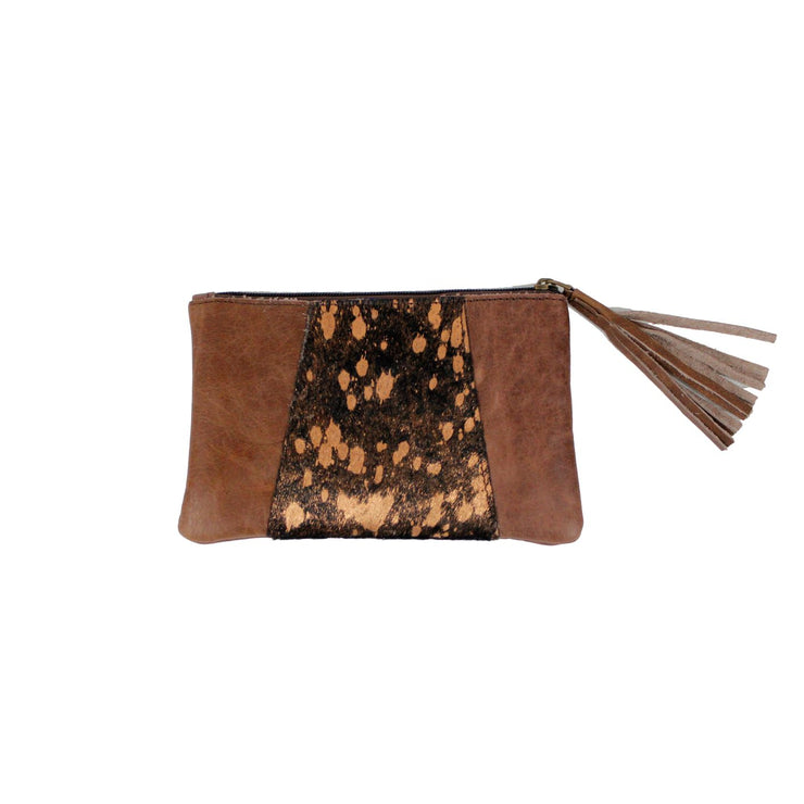 Leather & Hide Purse