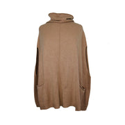 Pocket Poncho Jumper
