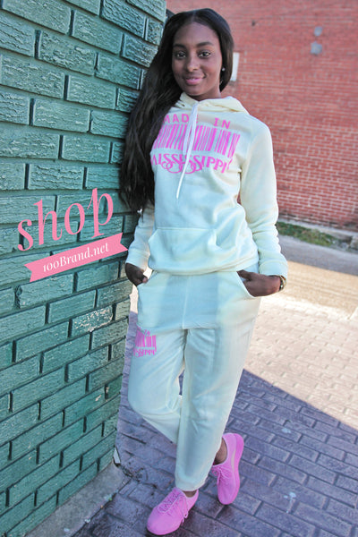 Sports Hoodie Made In Mississippi set