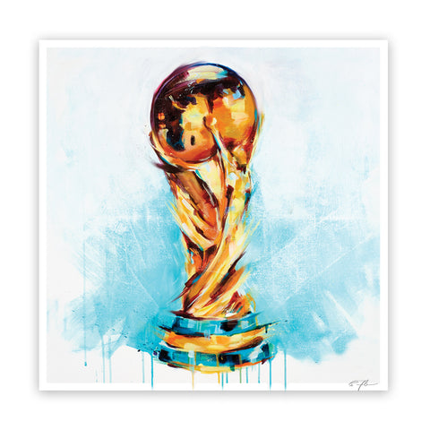 World Cup Trophy 2018 Embellished