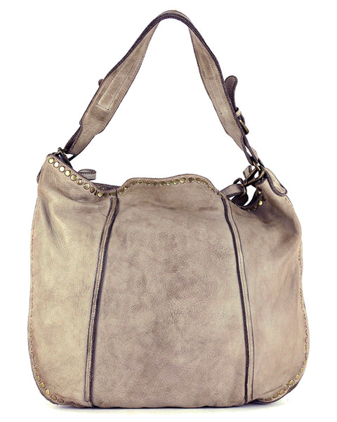 Anna Hobo in Taupe