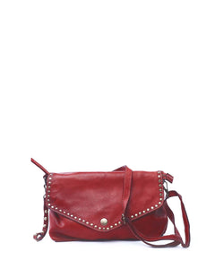 Aria Envelope Crossbody Bordeaux
