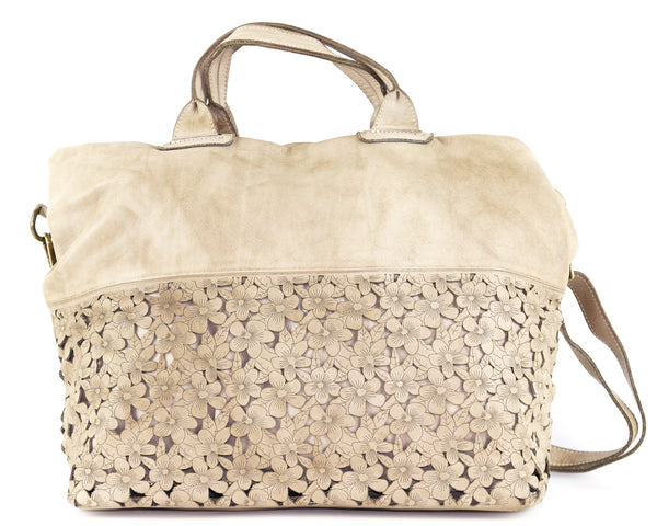 Rina Tote in bone
