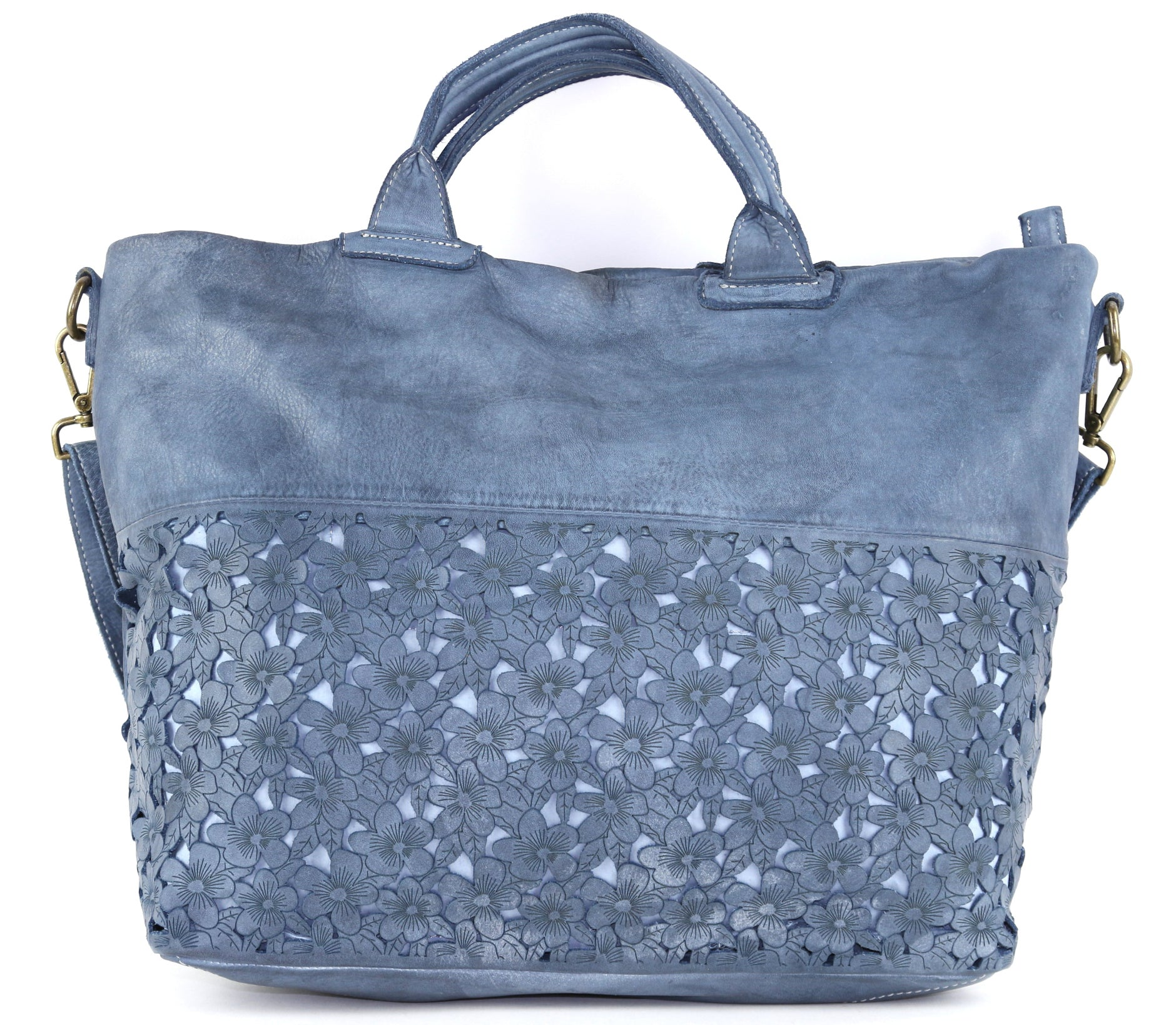 Rina Tote in denim