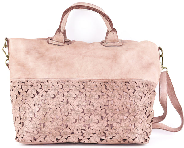 Rina Tote in pink
