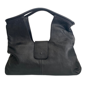 Verona shoulder bag, black