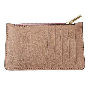 Lucia card wallet Pink