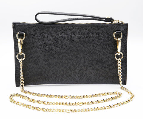 Bianca crossbody pouch Black