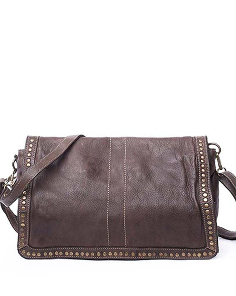 Camilla Messenger Bag Chocolate