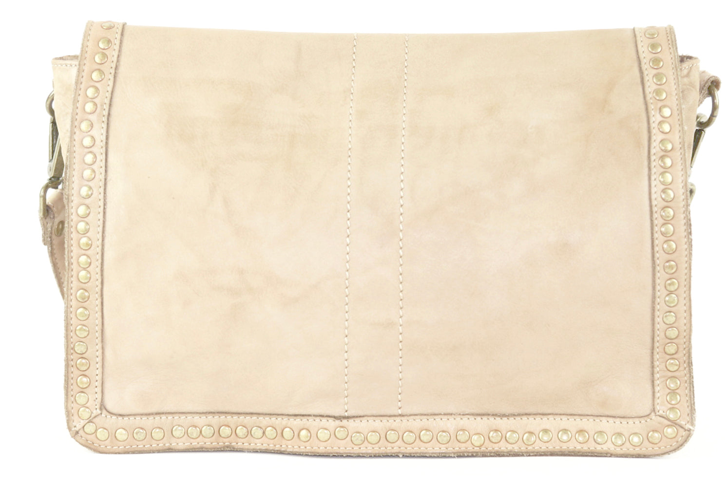 Camilla Messenger Bag Bone