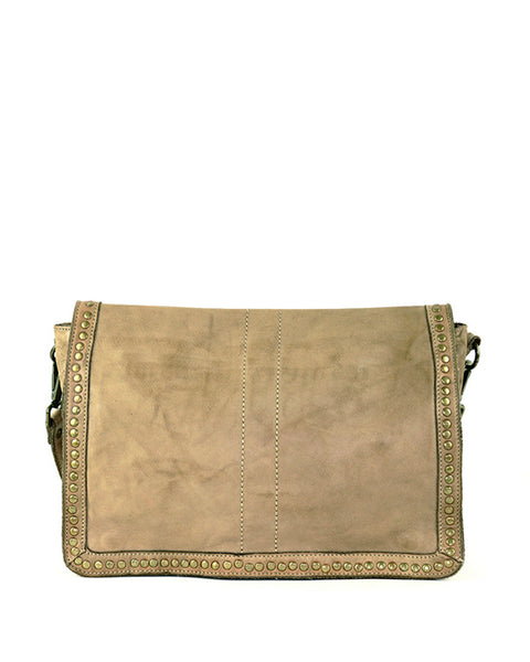 Camilla Messenger Bag Taupe