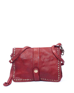 Elisa Crossbody Bordeaux