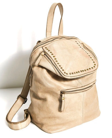 Ingrid backpack taupe