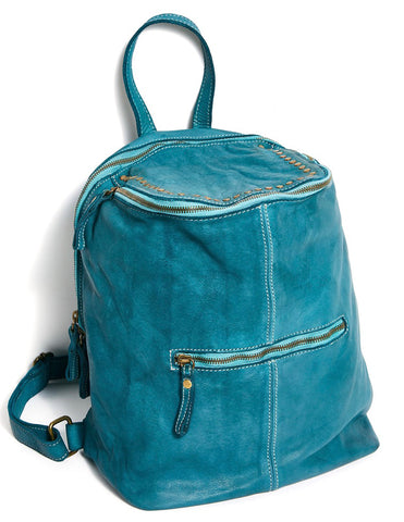 Ingrid backpack teal