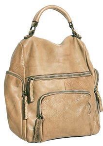 Mia Backpack Taupe